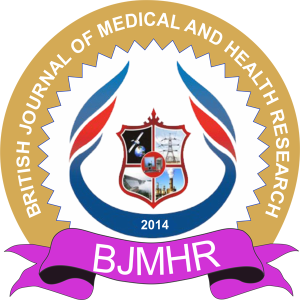 British Journal Of Medical and Health Research