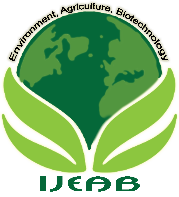 International Journal of Environment, Agriculture and Biotechnology