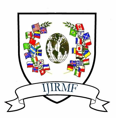 INTERNATIONAL JOURNAL FOR INNOVATIVE RESEARCH IN MULTIDISCIPLINARY FIELD