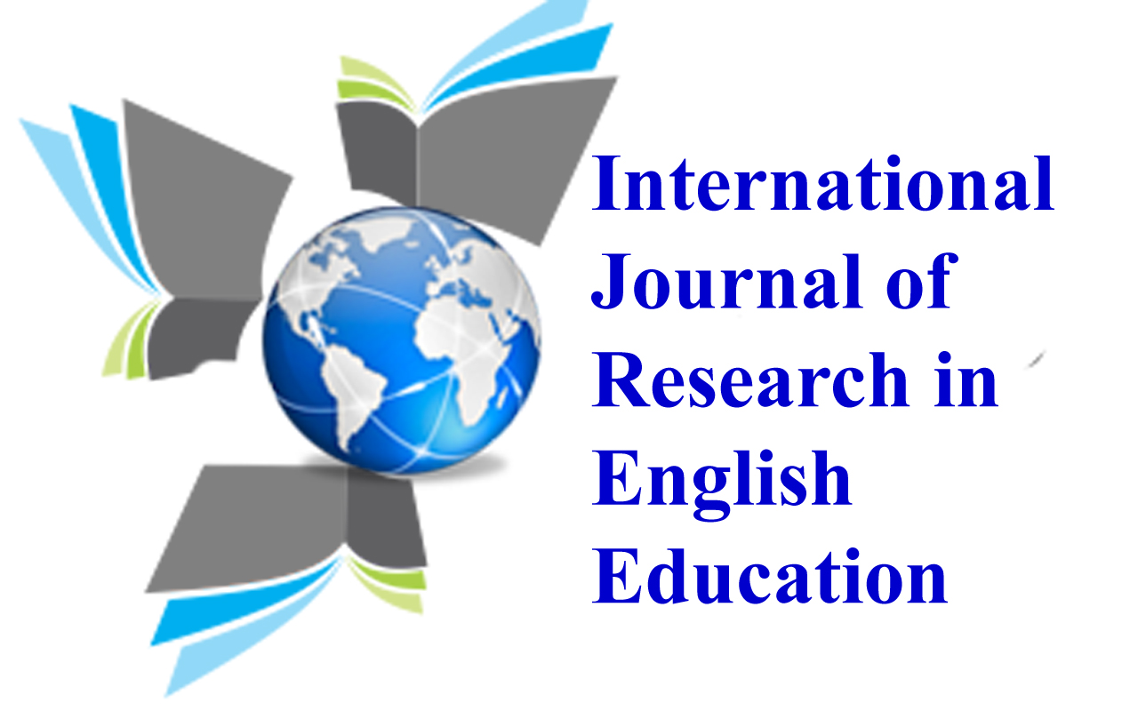 International Journal of Research in English Education (IJREE)