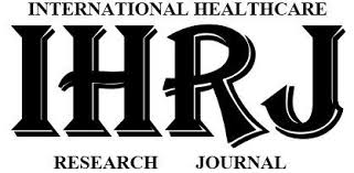 INTERNATIONAL HEALTHCARE RESEARCH JOURNAL