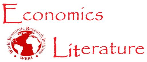 Economics Literature